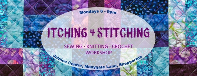 Itching 4 Stitching Mondays b