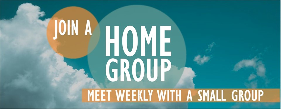 Home groups banner